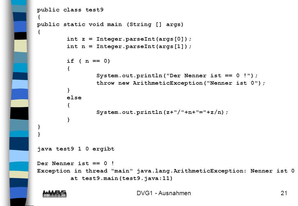 public class test9 { public static void main (String [] args) int z = Integer.parseInt(args[0]); int n = Integer.parseInt(args[1]);